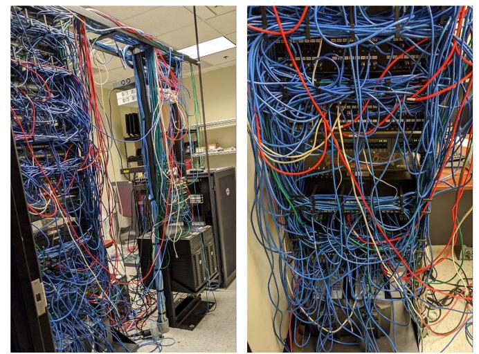 плохая серверная фото