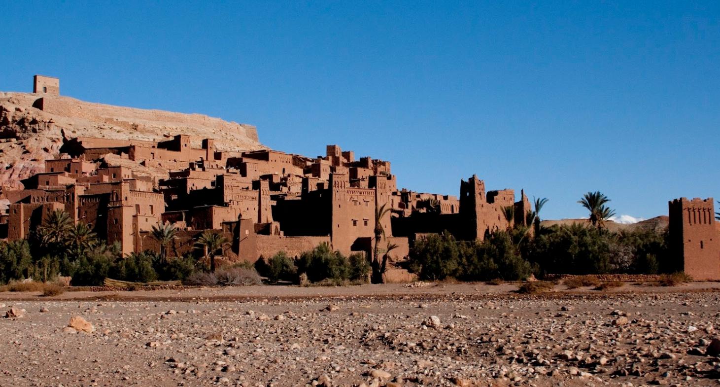 крепость Айт-Бенхадду