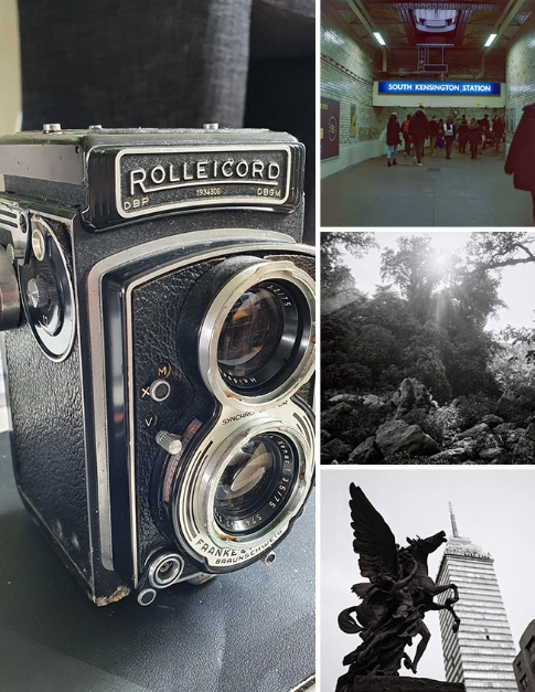 Rolleicord 6x6 фото камеры